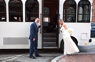 Molly and David's Wedding - April 2015