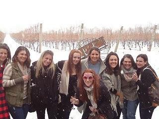Winter Wine Tour - March 2015